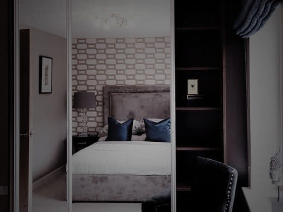 Hanwell Lock Stunning Bedroom 2