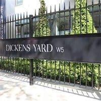 dickens yard1