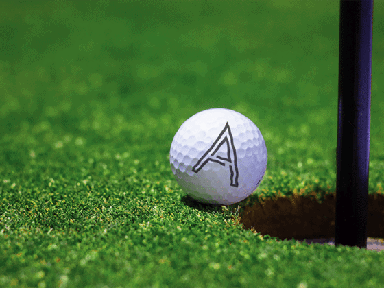 Armarii Golf Ball